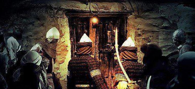 హజ్రత్ ఫాతెమా జహ్రా[స.అ] గృహం పై నిప్పు పట్ల బిలాజరీ మరియు జబరీ ఉల్లేఖనం